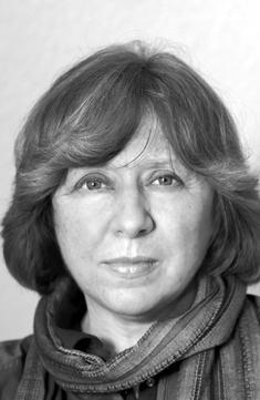 Alexijewitsch, Swetlana