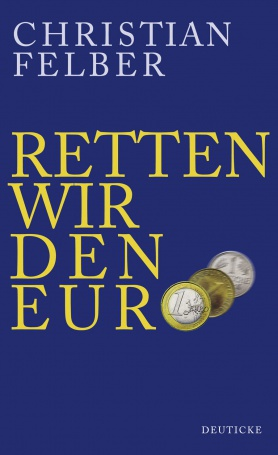 Let us save the Euro!