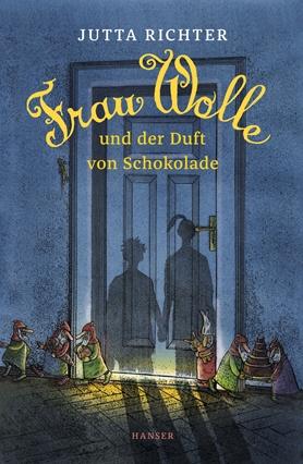 """Jutta Richter, """"Frau Wolle und der Duft von Schokolade"""""""