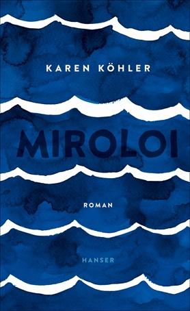 "Karen Köhler: ""Miroloi"". Im Rahmen des Festivals ""Literatürk"". Moderation: Nikolaos Georgakis"