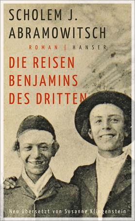"""Die Übersetzerin Susanne Klingenstein präsentiert den von ihr aus dem Jiddischen übertragenen Roman """"Die Reisen Benjamins des Dritten"""" von Scholem J. Abramowitsch."""