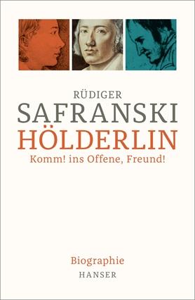 """Rüdiger Safranski präsentiert seine Biographie """"Hölderlin"""""""