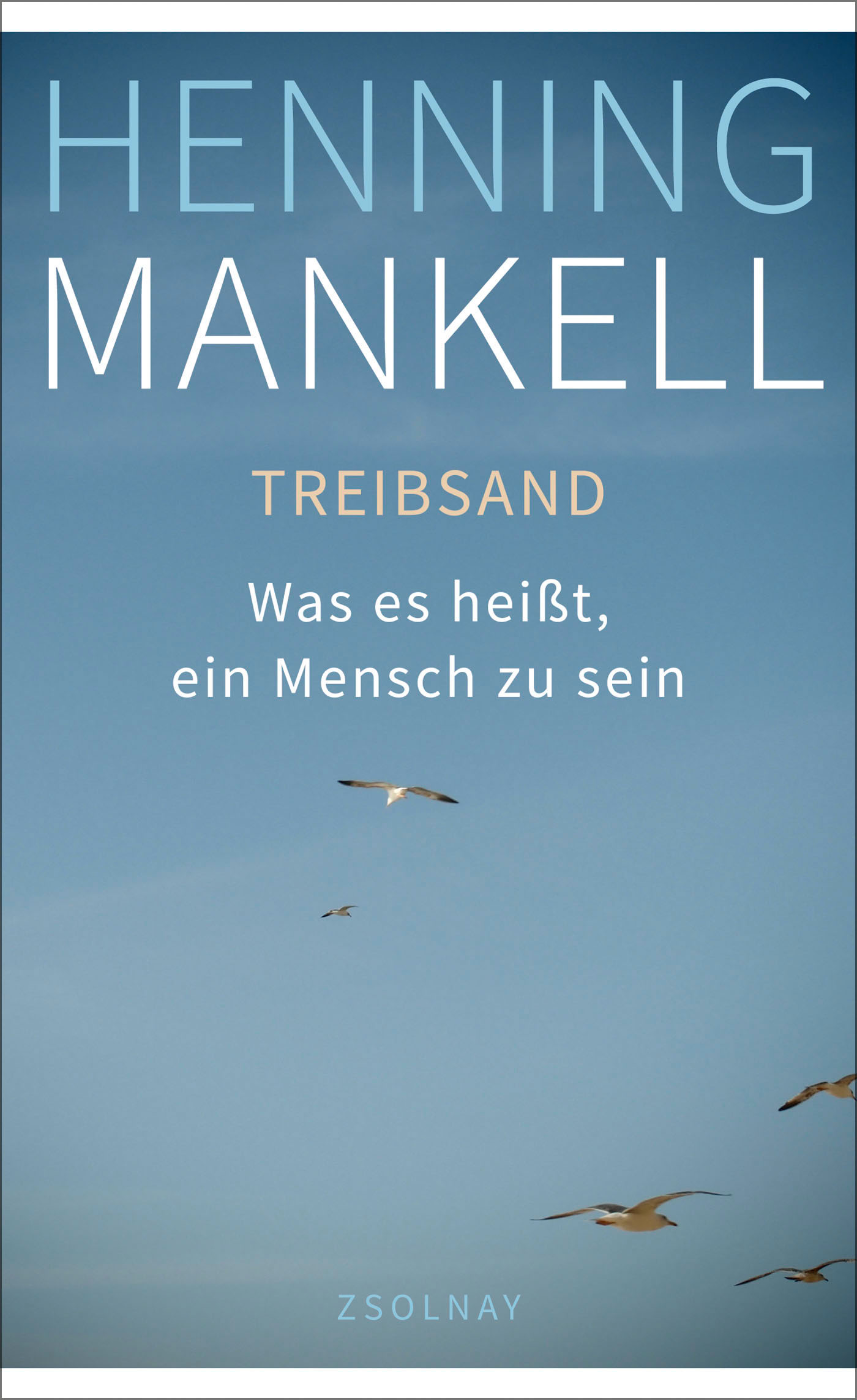Mankell_Treibsand_Cover